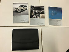 2013 MERCEDES -BENZ GLK-CLASS OWNER MANUAL PRIORITY FREE SHIPPING**