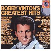Bobby Vinton's Greatest Hits [Epic] by Bobby Vinton (CD, Oct-1990, Epic (USA))