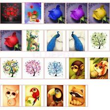 DIY 5D Diamond Painting Embroidery Cross Stitch Craft For Home Wall Decoration