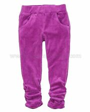 Deux par Deux Girls' Velour Leggings Skirt Boutons & Cie, Sizes 3-6
