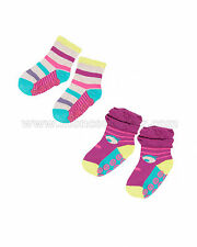 Deux par Deux Girls' Socks Buttons & Cie, Sizes 3-6