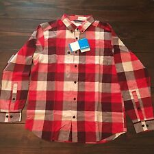 Columbia Out and Back II Hunting, Fishing, Camping Long Sleeve Shirt NWT Size: L