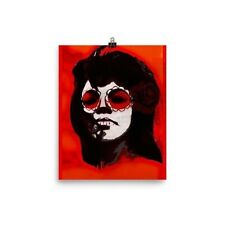Mary Wells - Dia de los Muertos Day Of The Dead Poster