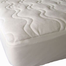 40-Winks Omni Plush Organic Cotton Quilted Waterproof and Double-Stitched