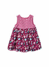 Pumpkin Patch Baby Girls Lace Bodice Dress - Sale