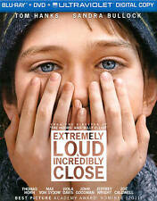 Extremely Loud and Incredibly Close(Blu-ray/DVD, 2012, 2-Disc Set, Ultraviol Blu