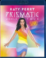 Katy Perry: the Prismatic World Tour Live - Blu-Ray Region 4