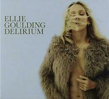 Delirium: Deluxe Edition - Goulding,Ellie New & Sealed CD-JEWEL CASE Free Shippi