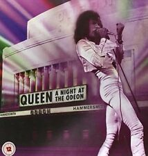 Night At the Odeon: Super Deluxe Edition - Queen CD-JEWEL CASE