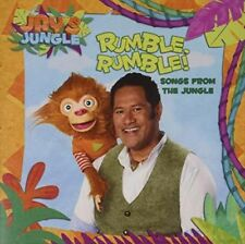 Rumble Rumble Songs from the Jungle - Jay's Jungle New & Sealed CD-JEWEL CASE Fr
