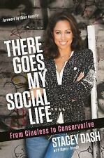 There Goes My Social Life by Stacey Dash (2016, Hardcover)