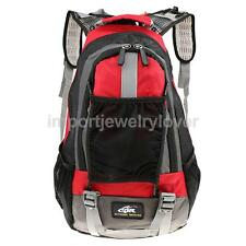 1PC Outdoor Cycling Hiking Backpack Travel Shoulder Bag Unisex Day Pack