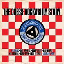 Chess Rockabilly Story - V/A New & Sealed CD-JEWEL CASE Free Shipping