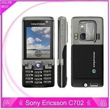 Sony Ericsson C702 Unlocked Cell Phone GPS 3G 3.15MP Unlocked Bluetooth Original