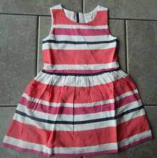 Dress Gymboree,Ciao Puppy,striped dress,sz.4,5,6,sundress