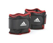 adidas Adjustable Ankle/Wrist Weights, 2 x 5 lb.