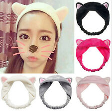 Cute New Cat Ears Girls Womens Headband Party Head Band Gift Headdress Hot Hair
