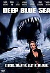 Deep Blue Sea (DVD, 1999) NEW
