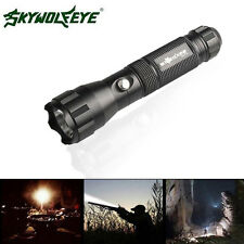 3500 Lumens 3 Modes CREE XML T6 LED 18650 Battery Flashlight Torch Lamp Light