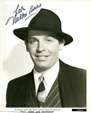 Milton Berle AUTHENTIC autograph, signed photo