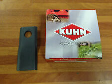 Kuhn trailed mower blades Fast Fit LH