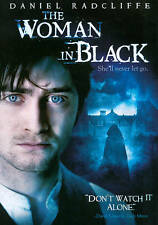 THE WOMAN IN BLACK, DANIEL RADCLIFFE, SHAUN DOOLEY, DVD