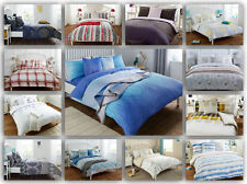 SUPREME COMPLETE BEDDING SET - Duvet Quilt Bed Cover, Fitted Sheet, PillowCase