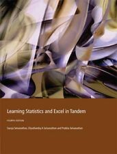 Learning Statistics and Excel in Tandem by Paperback Book