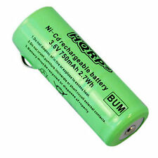Battery for Welch Allyn Handle Otoscope 20000 71000 72200 97210 Series, 78904586
