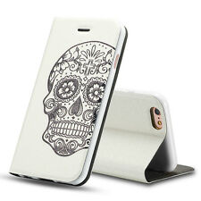 New Flip Stand Wallet Cover Luxury Leather Magnetic Case for iPhone 5s 6 6s Plus