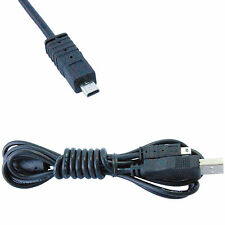 USB Cable Cord for Sony Alpha / Cyber-shot DSC-S DSC-W Series Digital Camera