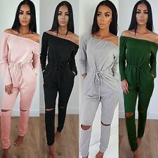 Women Summer Sexy Clubwear Playsuit Bodycon Party Jumpsuit&Romper Trousers Pants