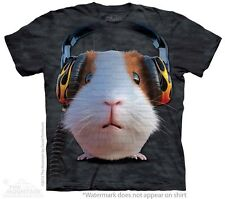 Guinea Pig Cowboy Kids T-Shirt from The Mountain. Children's Cute Animal Tee NEW