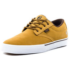 Etnies Jameson Vulc Mens Trainers Tan New Shoes