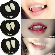 Halloween Makeup Tool Sexy Vampire Teeth Cosplay Vampire Zombie Teeth 13/15/17MM