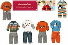 NWT Gymboree Penguin Pals Sets & Pieces  Sz:3-6, 6-12, 12-18, 18-24 Months