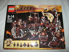 LEGO 79010 THE HOBBIT GOBLIN KING BATTLE new and sealed