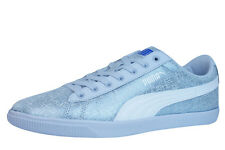 Puma Glyde Lite Lo City Womens Trainers / Sports Shoes - Grey 6201