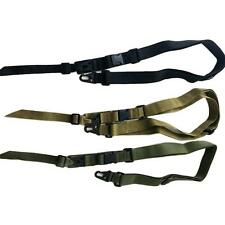 Tactical Adjustable Hunting 2 3 Point Rifle Bag Belt Sling Strap F Rifle Shotgun
