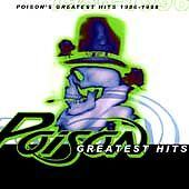 POISON - Poison's Greatest Hits 1986-1996 (CD, Nov-1996, Capitol)