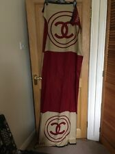 BNWT Ladies Wrap/Scarf in Deep Red and Camel - Great Christmas Present