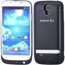 External 3200mAh Backup Battery Charger For Samsung  Galaxy S4 Case Cover Power