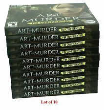 Art of Murder: FBI Confidential By CityInteractive * PC Game CD * New lot of 10