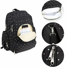 Multifunction Mother Newborn Baby Pad Changing Bag Baby Diaper Nappy Backpack