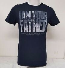"Star Wars Darth Vader ""I AM YOUR FATHER"" Men's T-shirt New With Tags"