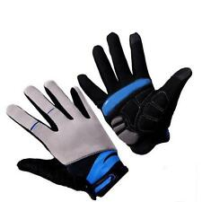 Shockproof Bicycle Gloves Mountain Riding Bike Outdoor Cycling Full Finger Sport