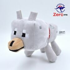 White dog Wolf Zombie Dolls Pig  Plush Toys Kids gifts Soft Doll Animal Toys