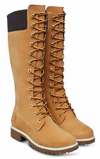 Timberland 3752R Premium  14-INCH Wheat Womens Boots