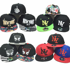 Cool Children Snapback Cap Cap Baseball Hat Unisex new York new