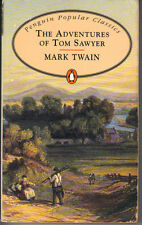 The Adventures of Tom Sawyer by Mark Twain (Paperback, 1994) Good
